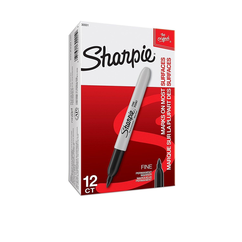 Sharpie (12 pk)