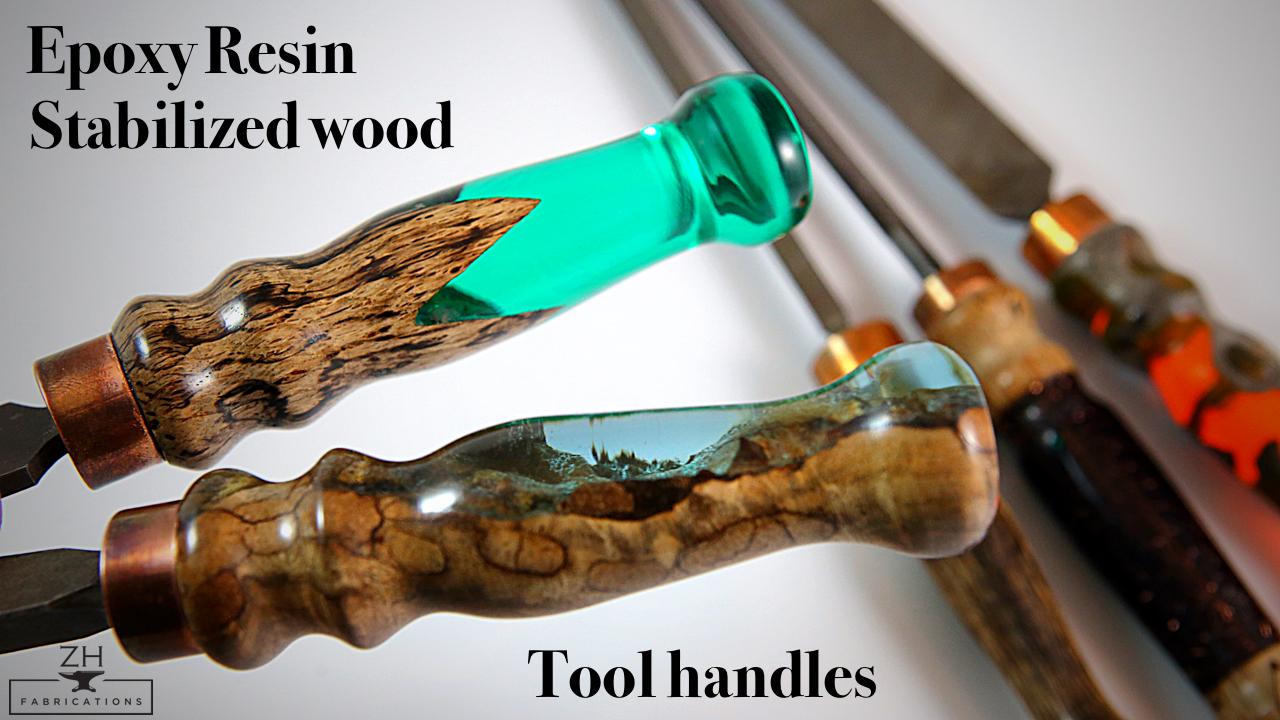 Epoxy Tool handles