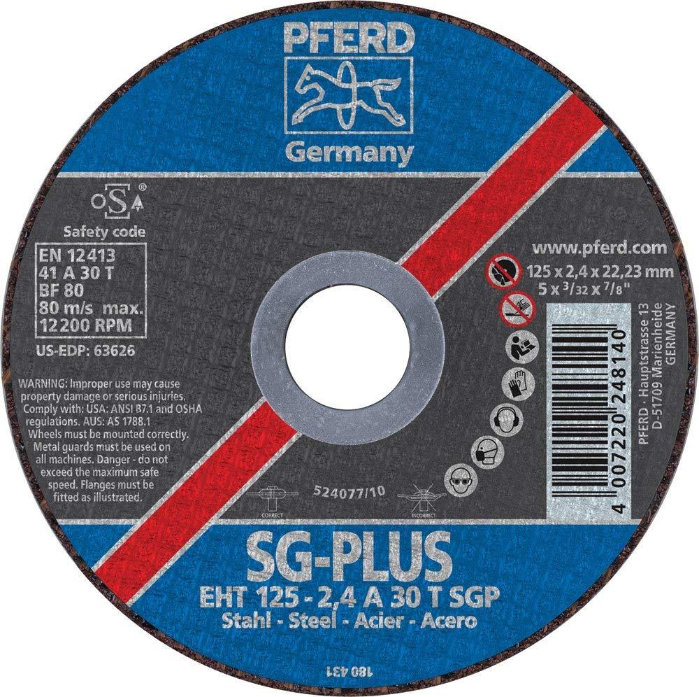 Pferd SG-PLUS cutoff disc