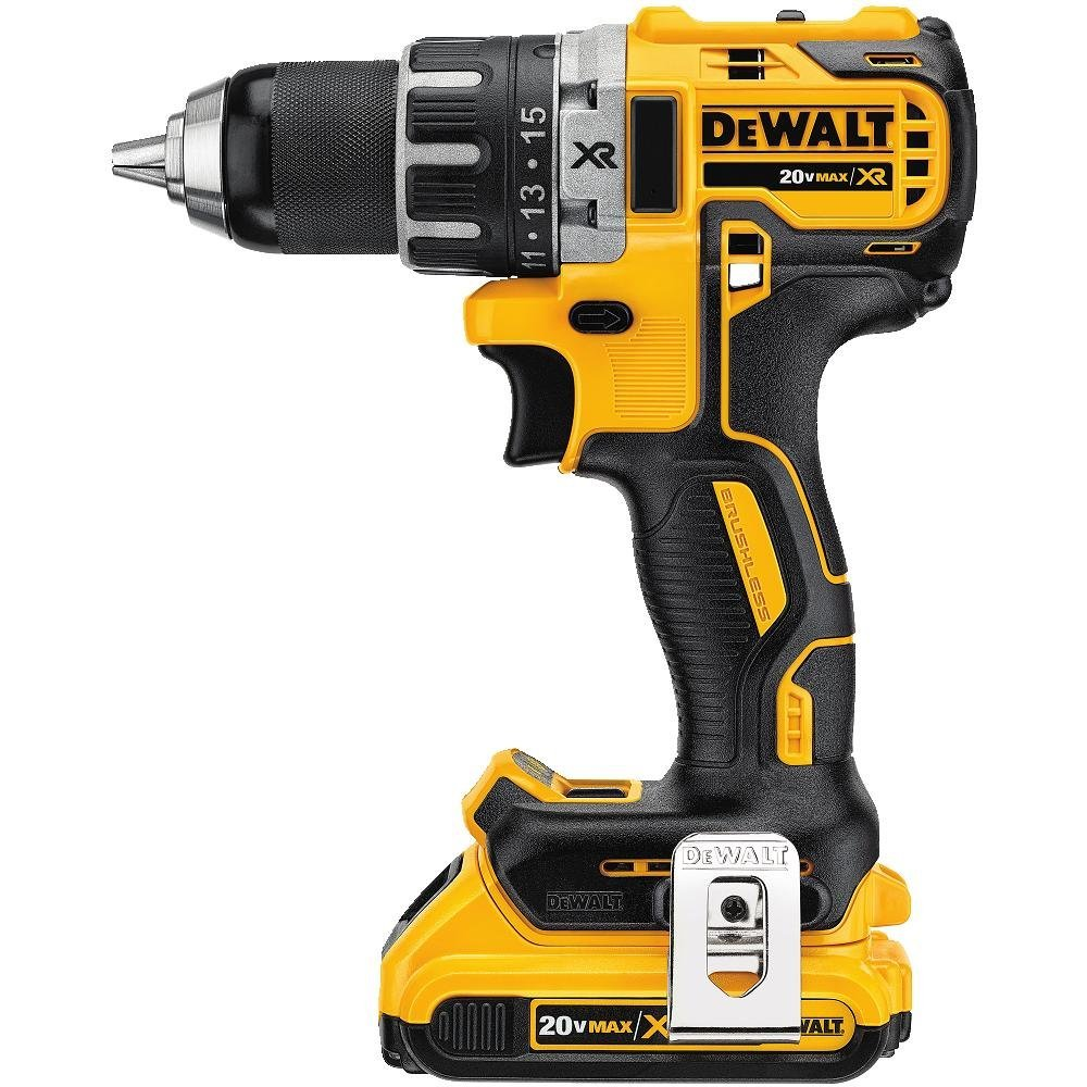 Dewalt XR Brushless Drill