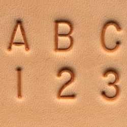Letter & Number set