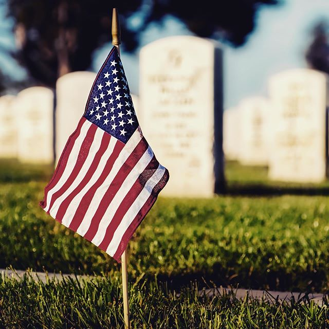 Thank you to those who have gone before us to ensure our freedom. Today, we honor you. #memorialday