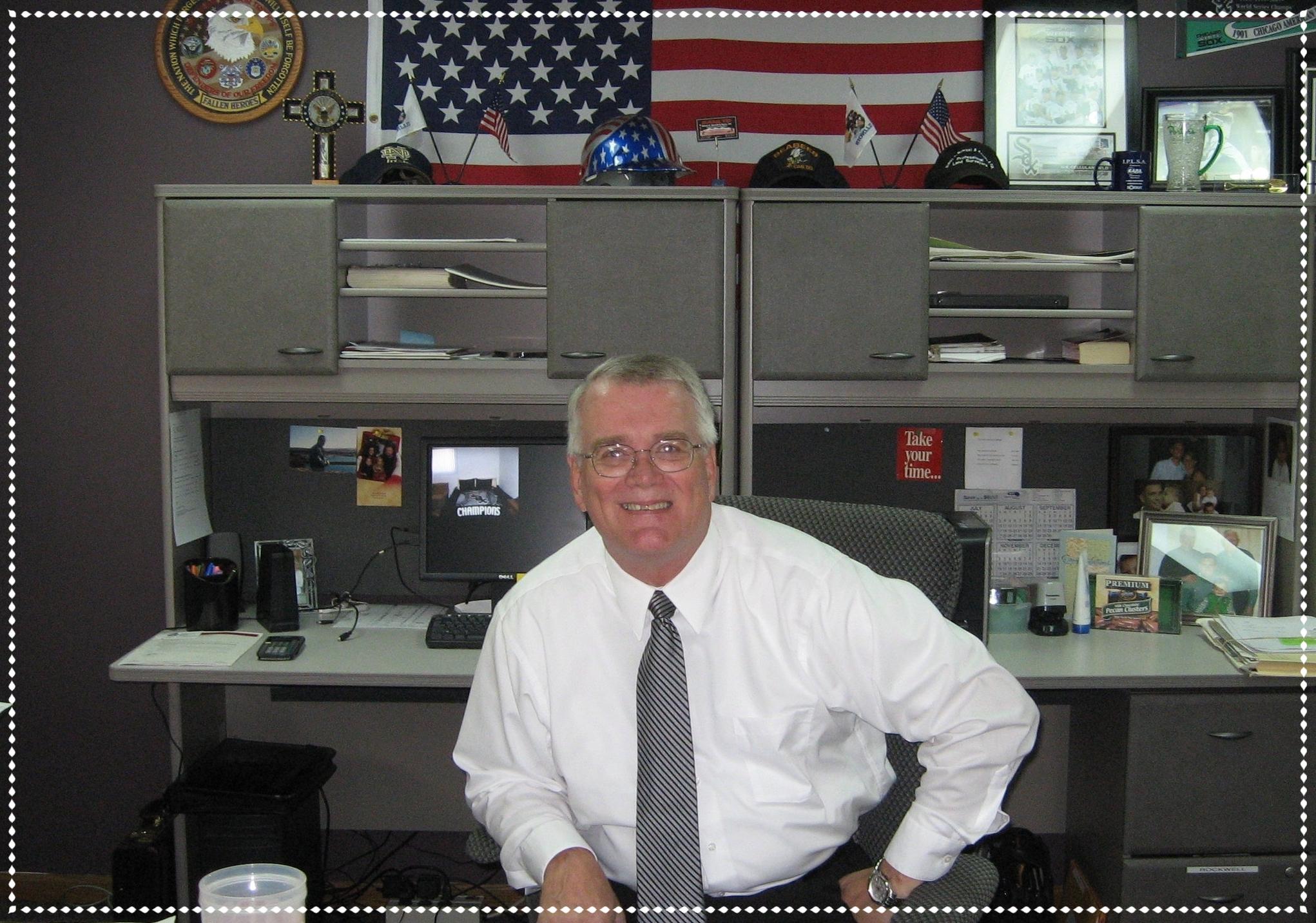 Paul Nowicki, CEO