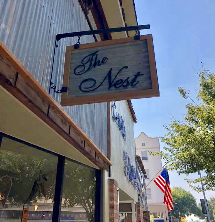 "Matthew Taylors Home @ ""The Nest"" - 510 Main St Woodland, Ca 95695530 723-5026Monday - Saturday 10:00am to 6:00pmSunday                    12:00pm to 4:00pm"