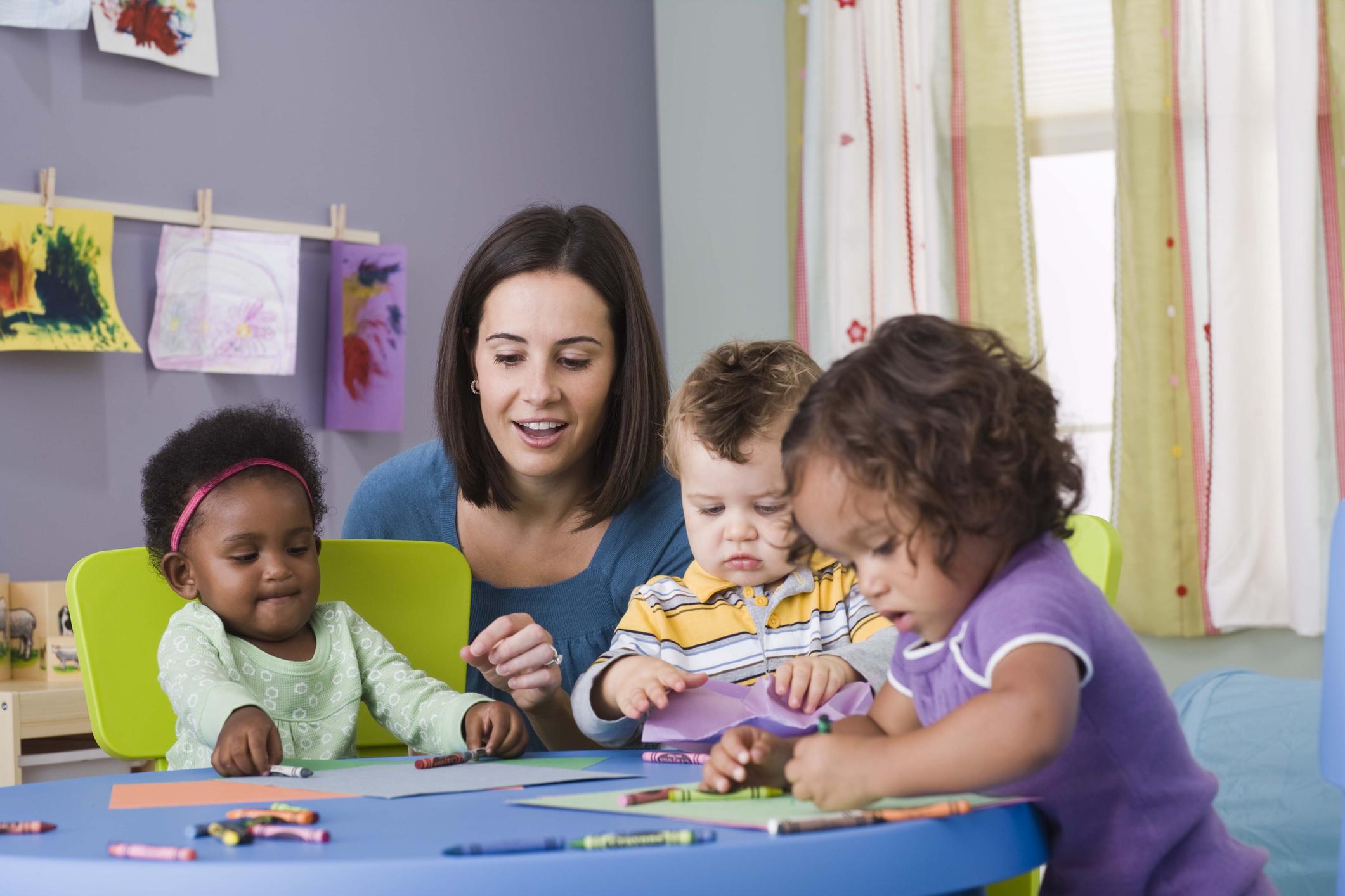 LagoMio - Kinderbetreuung am See - Pädagogik Baby