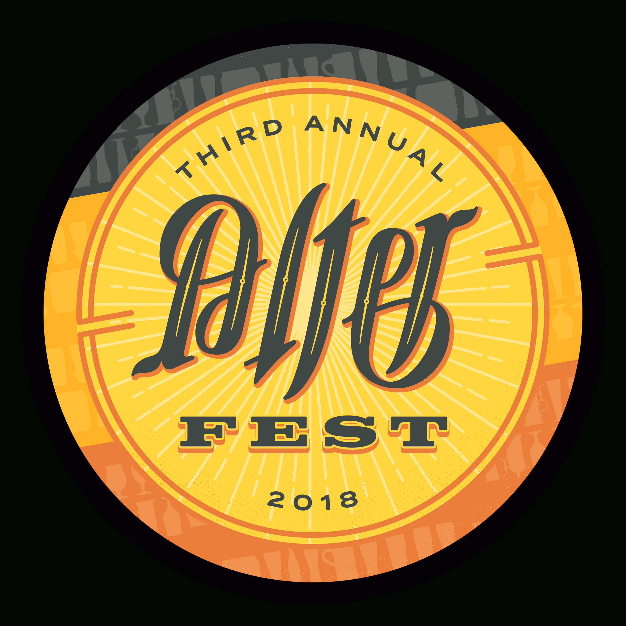 October 6th, 5-10pm - 21 and over  Alter Brewing Co. - 2300 Wisconsin, Downers Grove, 60515  Tickets $20 (online) - $25 at the door - Includes an 2 beers and a special Alter stainless steel pint glass.