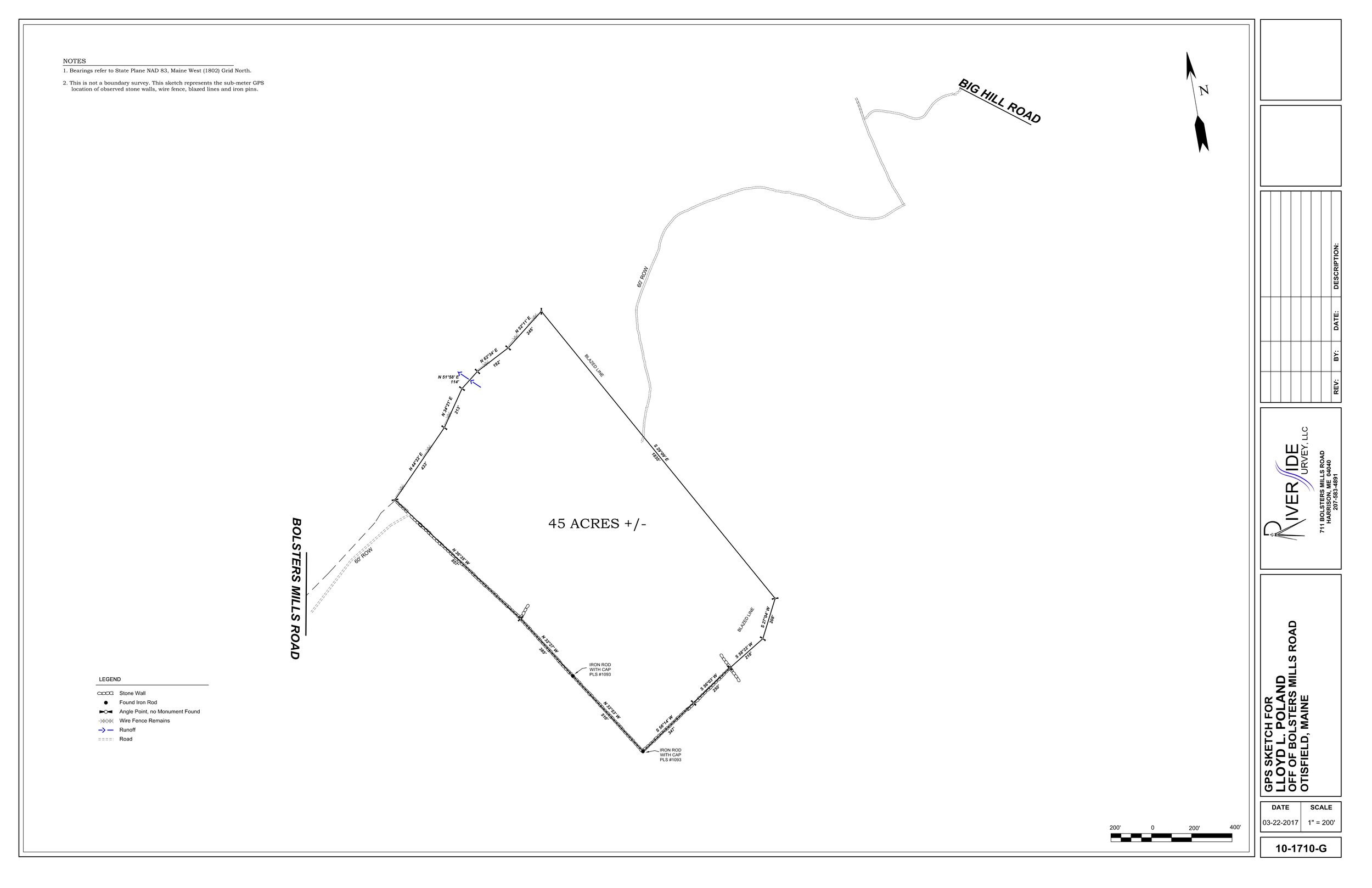 OTISFIELD - Click Here To View The PDF MapClick Here To Download The Google Earth Link