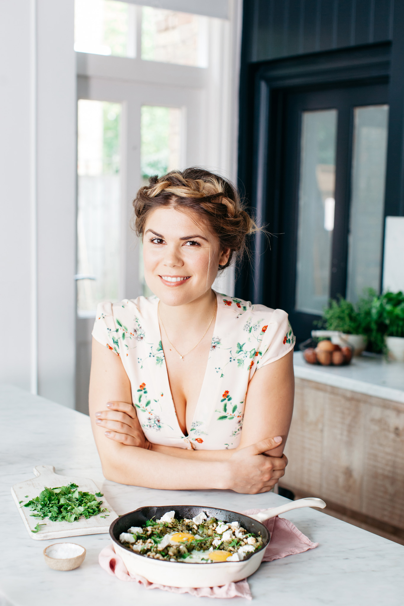 Food lifestyle photography by Emma Gutteridge for the new Madeleine Shaw book 'A Year of Beautiful Eating'