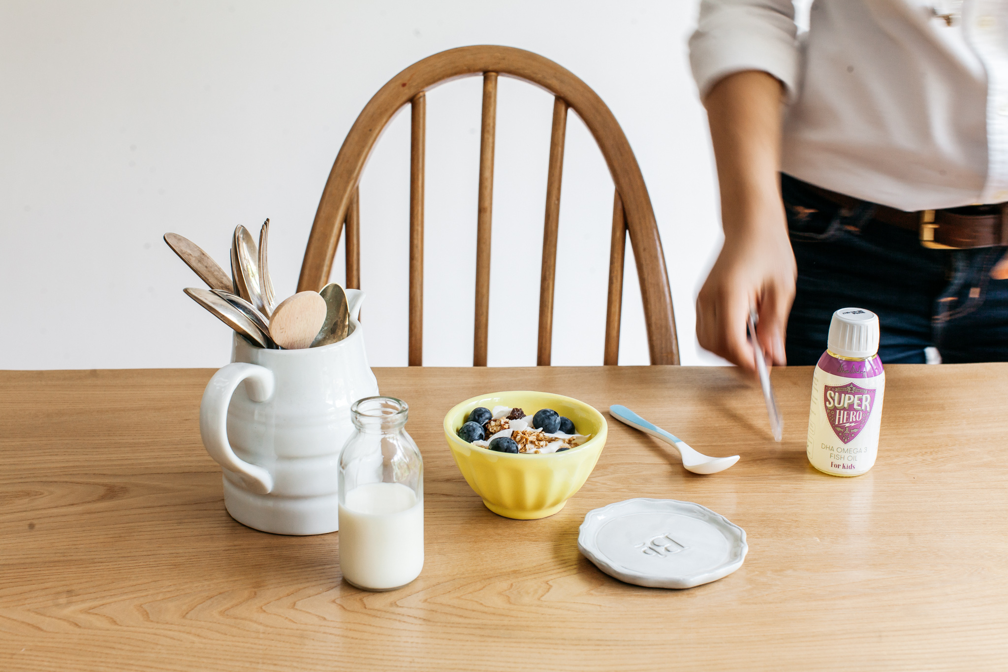 Food lifestyle photography for Bare Biology by Emma Gutteridge