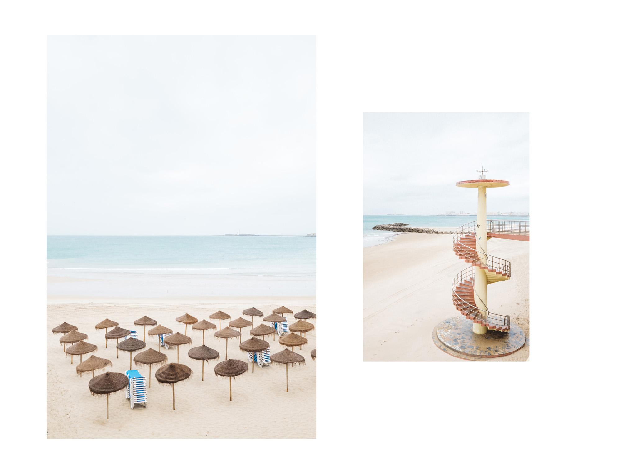Travel photography of Cádiz by photographer Emma Gutteridge