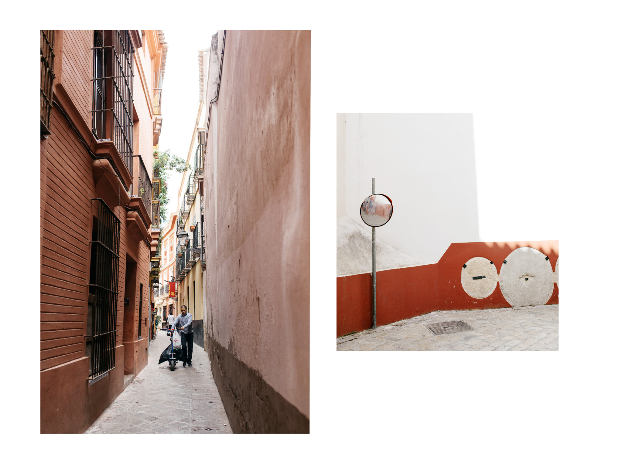 Travel photography of Seville by photographer Emma Gutteridge