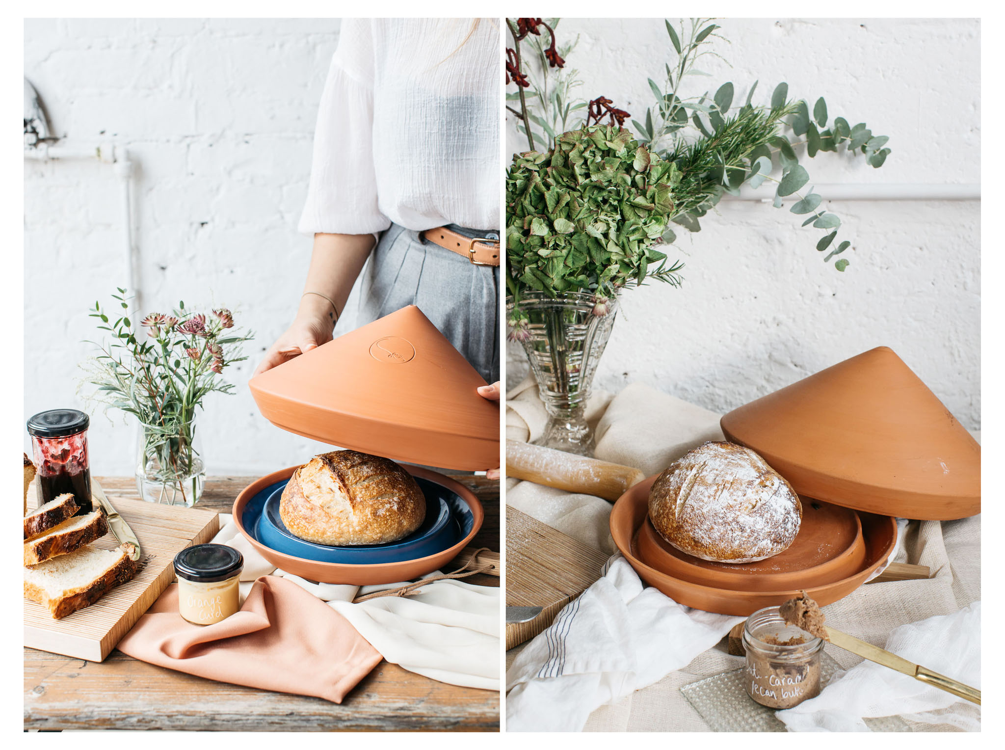 A beautiful brunch club in Hove by One Supper Club and The Spring Oven, styled beautifully by Antonia McKenzie and captured by Emma Croman