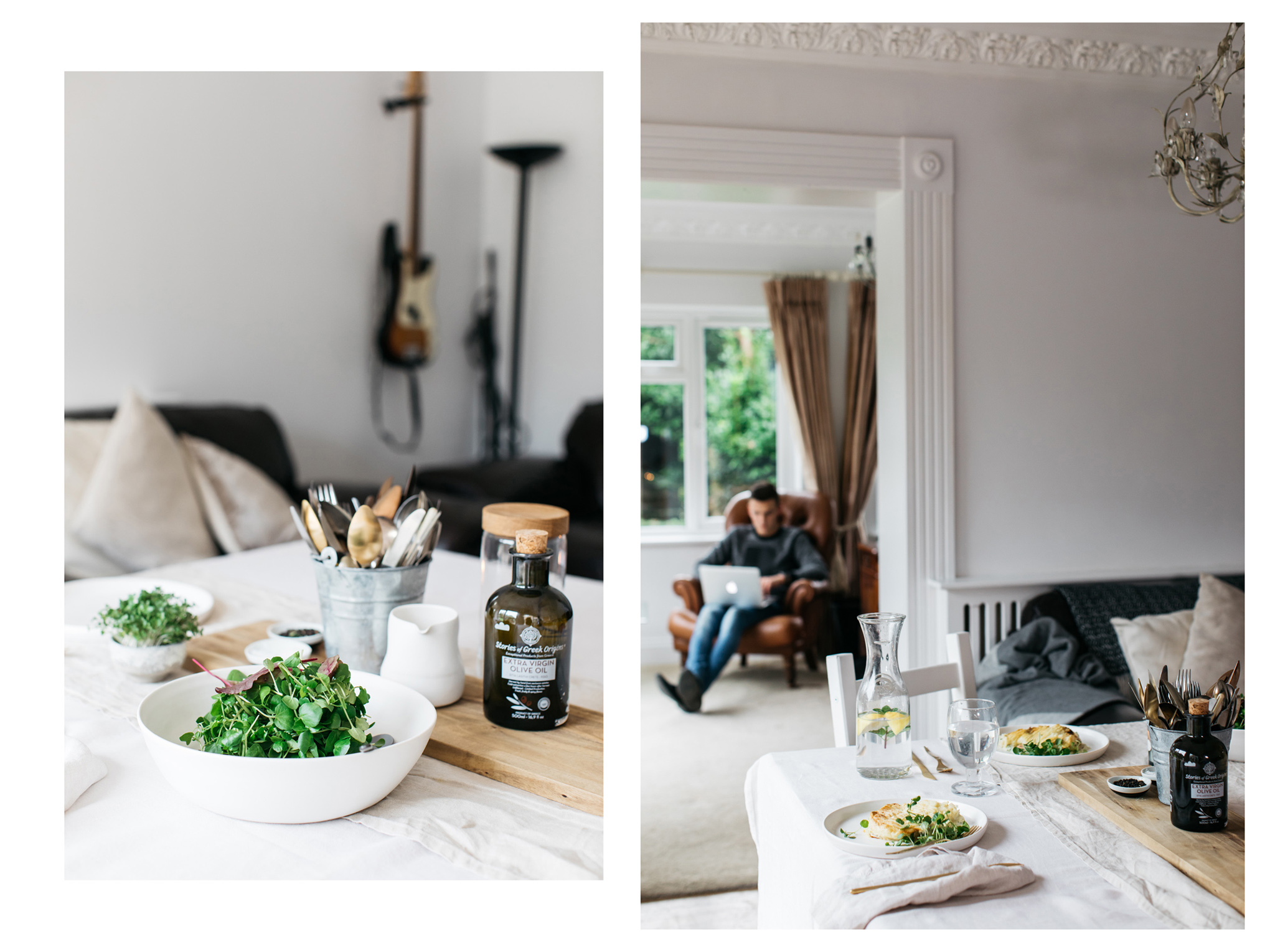 Lifestyle food photography for Gourmade by Emma Croman