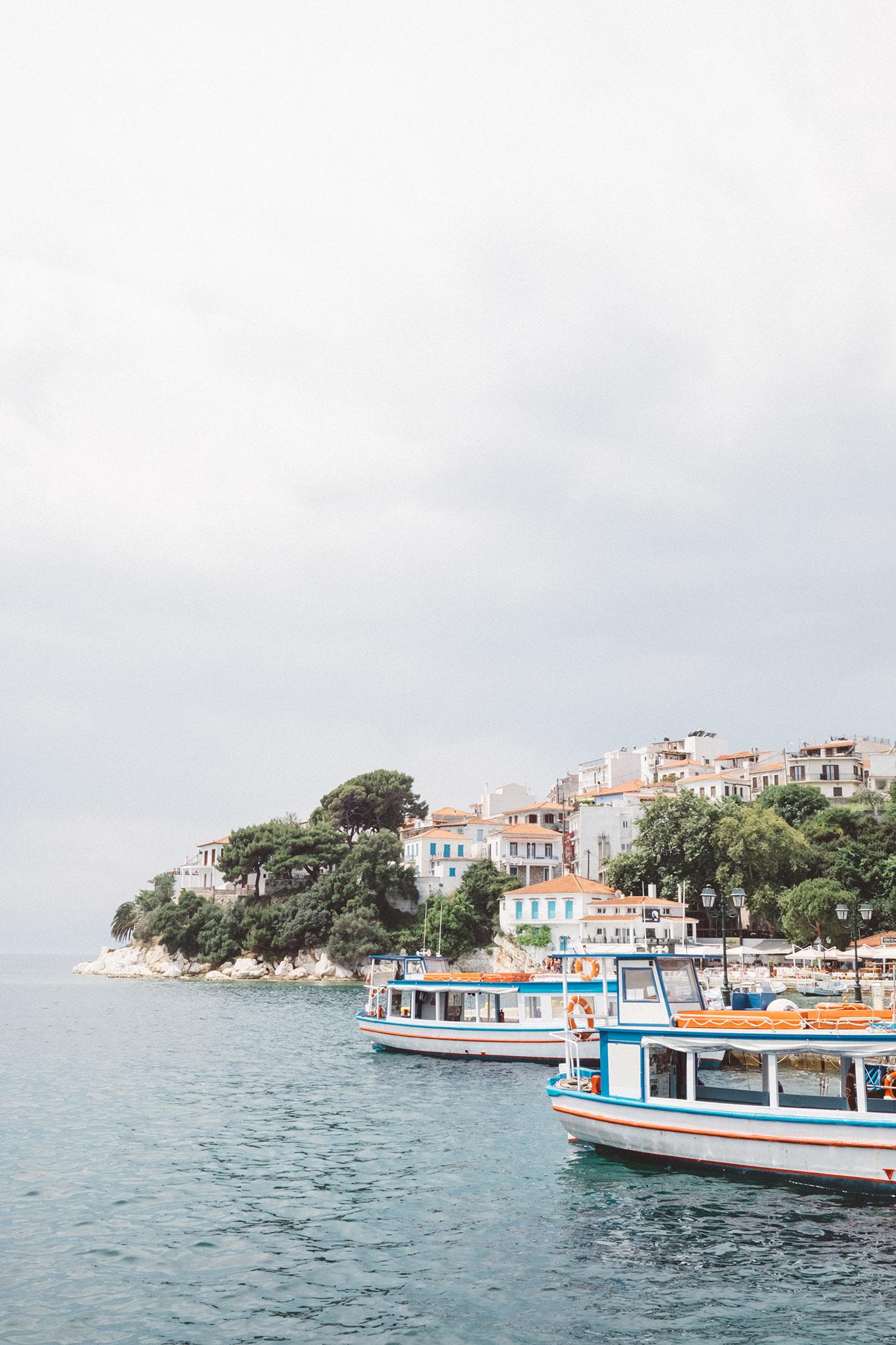 Travel ~ Skiathos, Greece