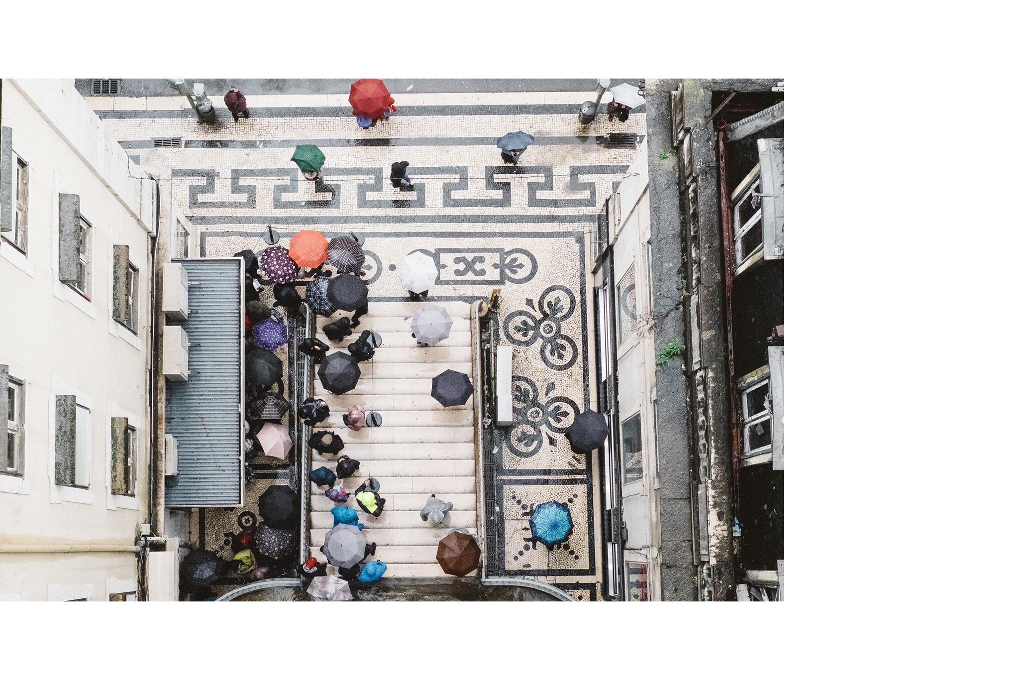 Contemporary travel photography of Lisboa by lifestyle photographer Emma Croman