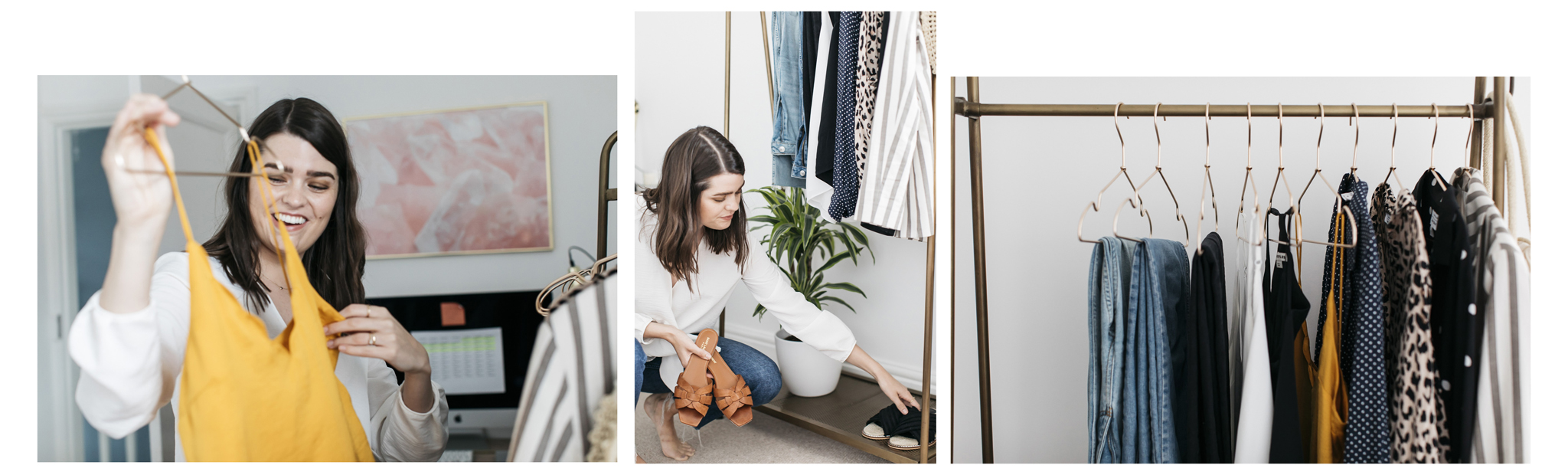 Photography for blogger Anna of The Anna Edit. By Brighton based blogger and lifestyle photographer Emma Croman.