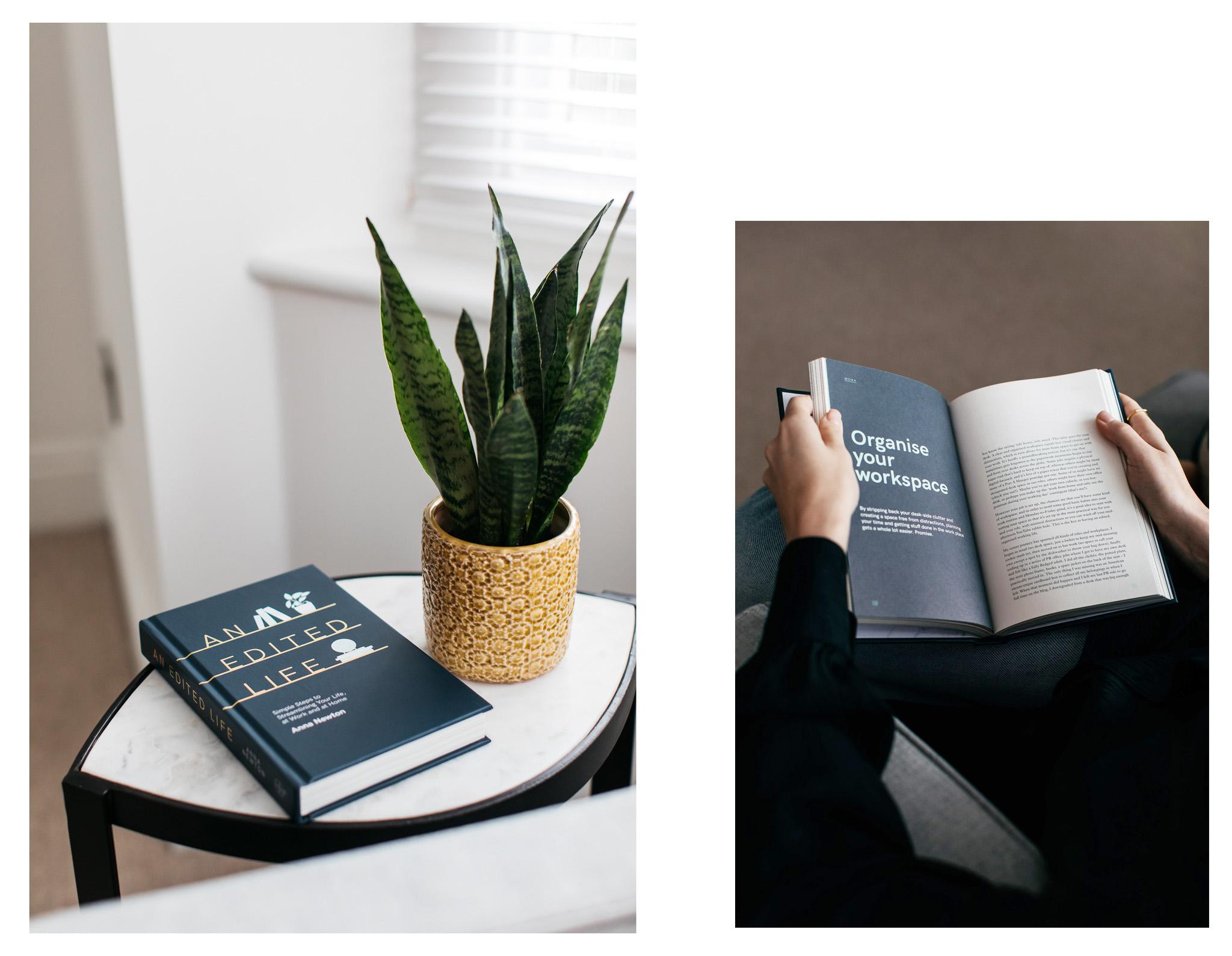 Author and lifestyle book photography for Anna Newton aka The Anna Edit