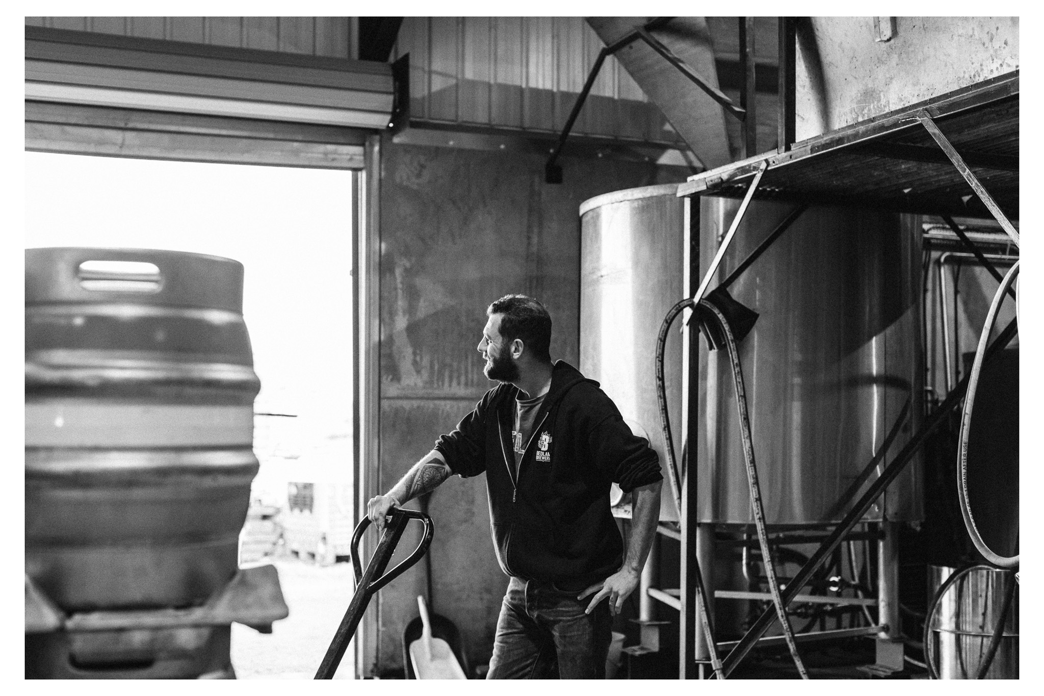 Sussex brewery photography