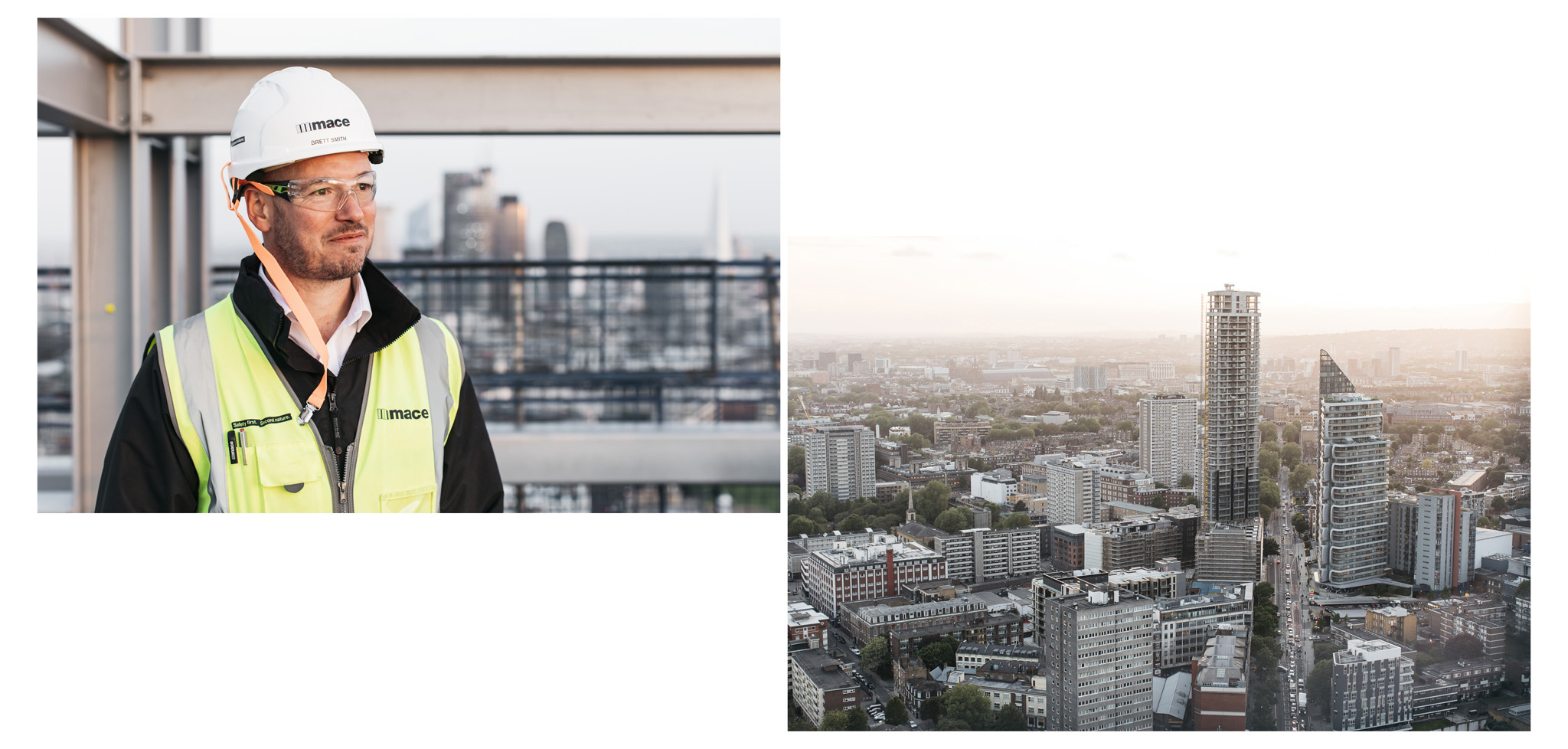 construction lifestyle photography london