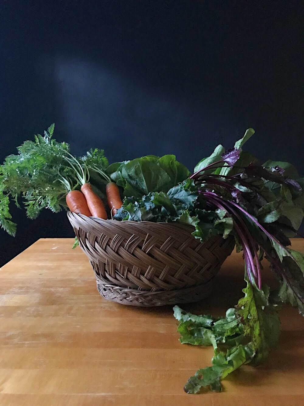 The Csa Chronicles Love Fear And Fresh Veggies The Full Table Blog 1