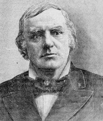 Reverend John P. Newman