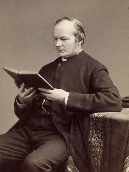 Canon Frederick Farrar