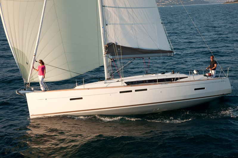 "Sun Odyssey 419""Indian Chief"" (2019) -"