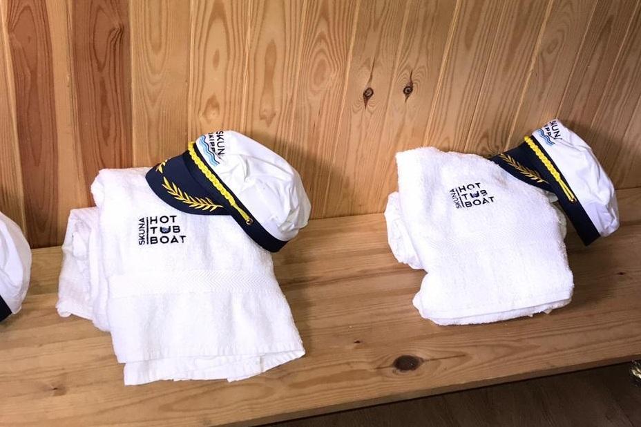 Captain's hat   - £7.50