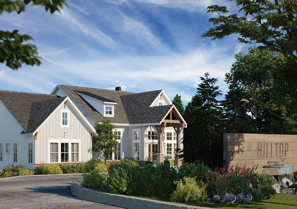 Hilltop at Cedar Grove - Hilltop at Cedar Grove is K. Hovnanian's luxury townhome community located in Cedar Grove, New Jersey. Beautiful open floor-plans, designer finishes and amenities that amaze are a few of many premium features available at Hilltop.
