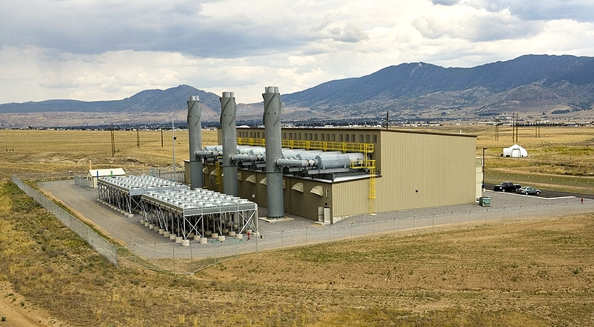 Basin Creek generation station, Milepost Power Holdings, LLC.