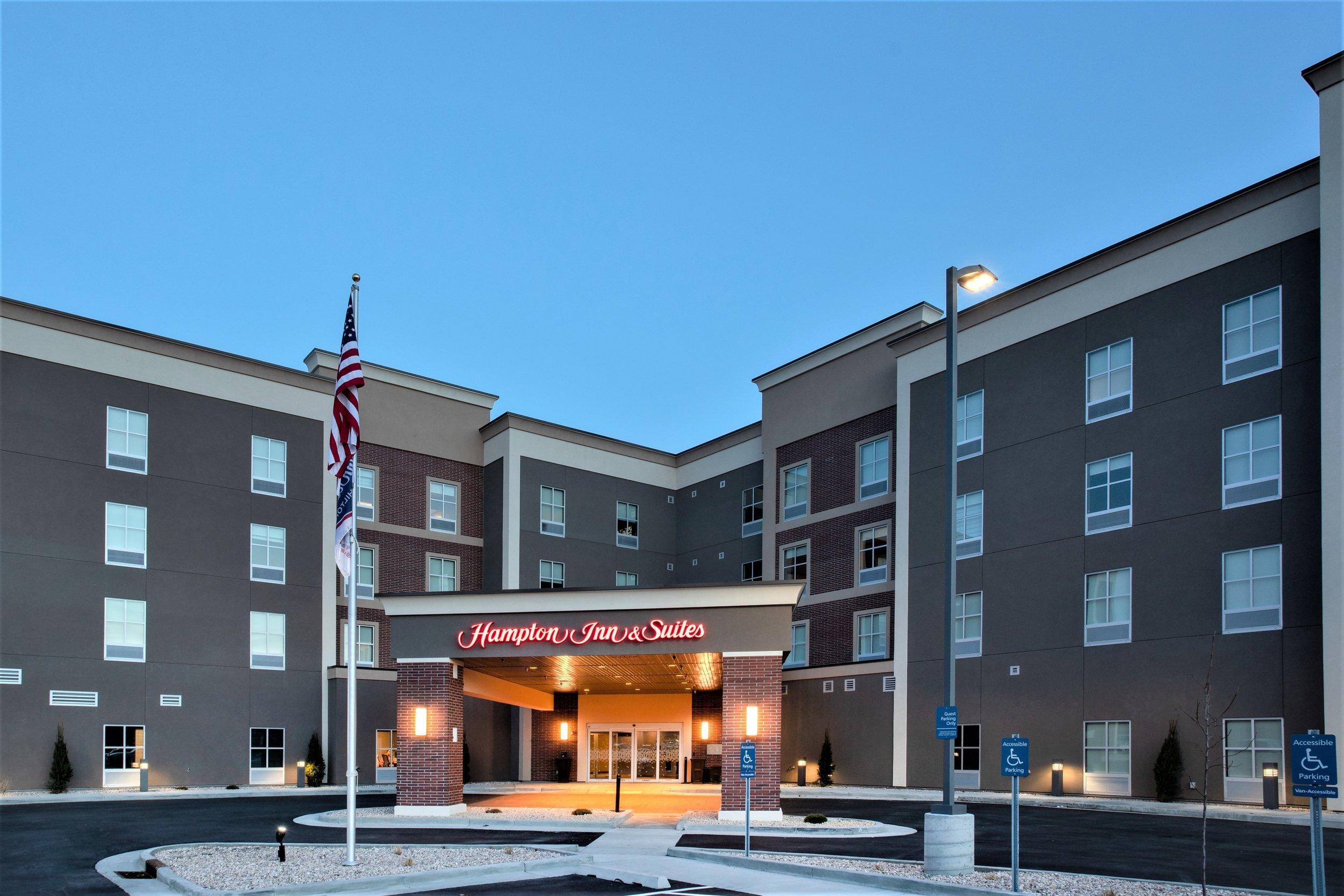 Hampton Inn & Suites-Logan - 207 North Main Logan, UT 84321ph: (435) 753-3000Single Queen = $109Double Queen = $114Book here.