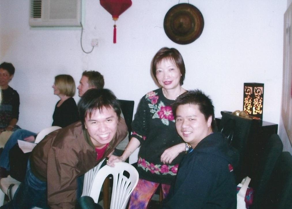 Prayer Meeting in 2006