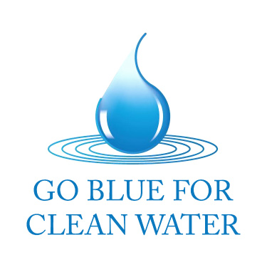 Go Blue For Clean Water