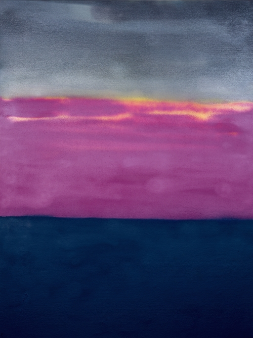 "DREAM   Acrylic on canvas 40"" x 30"" inches 2014"