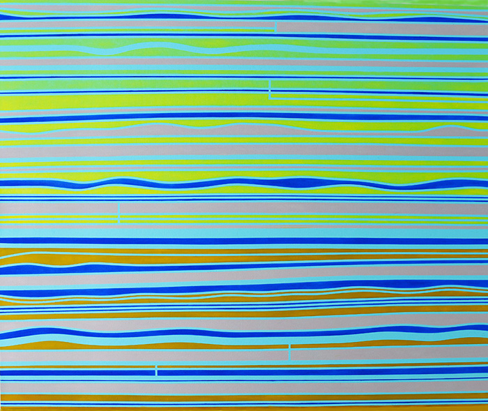 "PRINCESS   Oil on Linen 46"" X 56"" 2018"