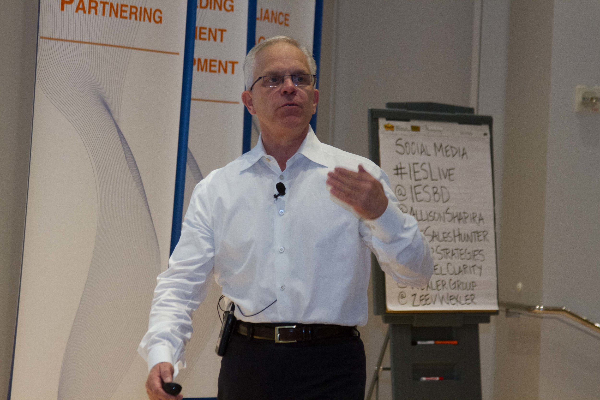 Tom Snyder, co-founder and managing partner of Funnel Clarity