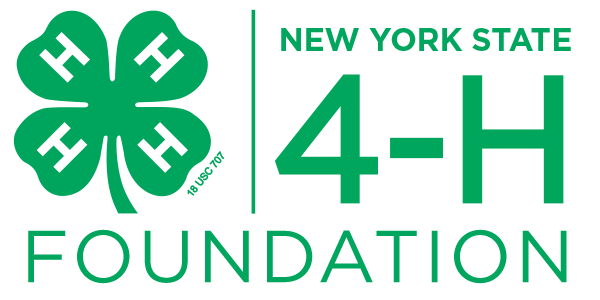 NYS 4-H Foundation Logo