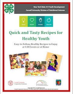 Quick and Tasty Recipes for Healthy Youth and Families!