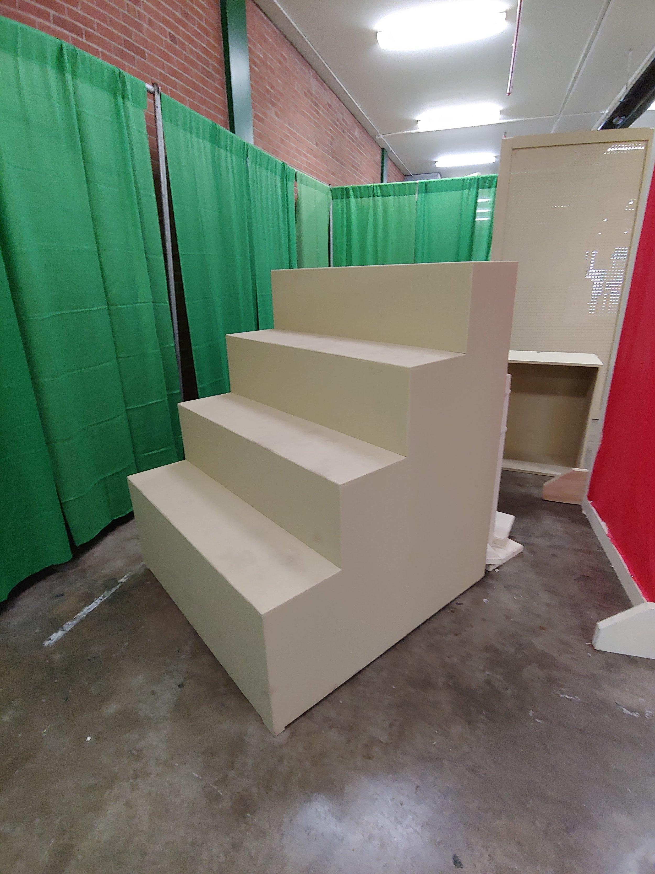 4X4 Step Display