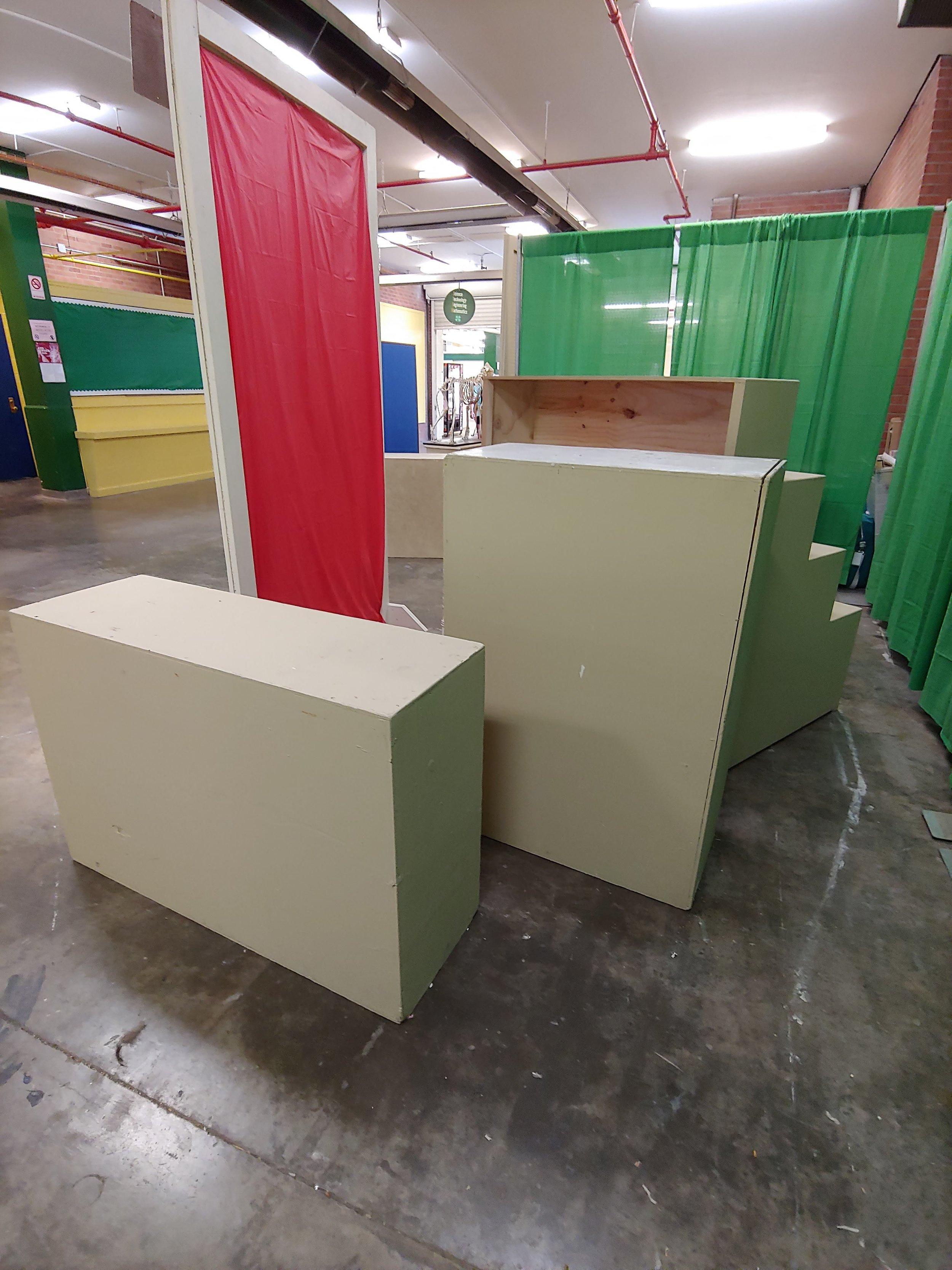 3X4 Display box
