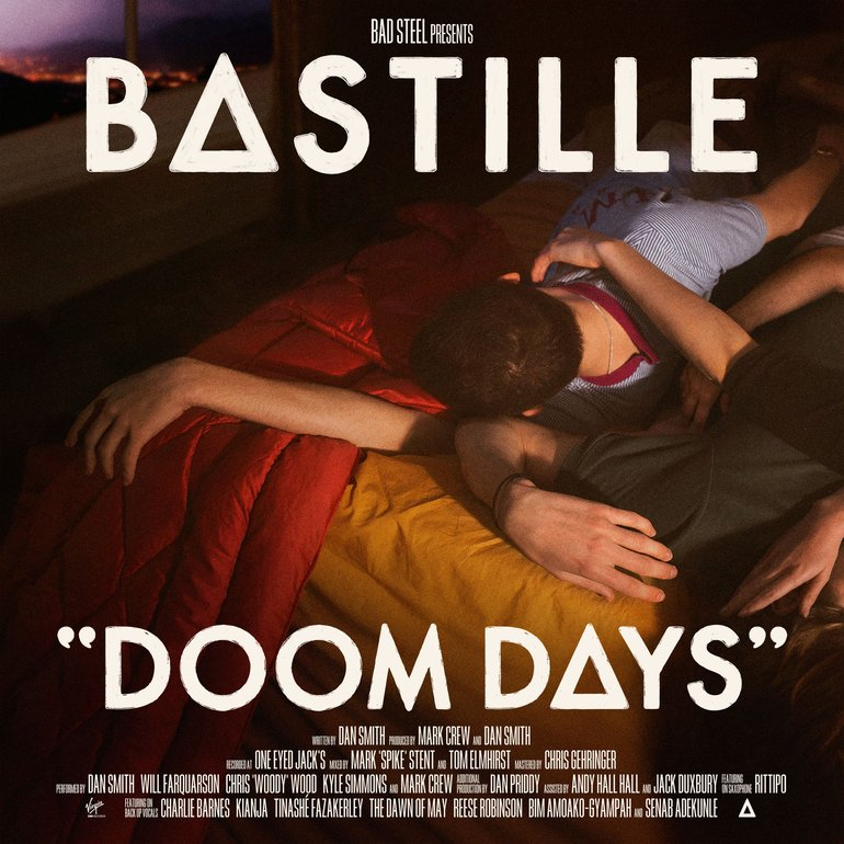 BastilleDoom Days - Bastille's apocalyptic themed third album is a pleasant if not familiar experience.