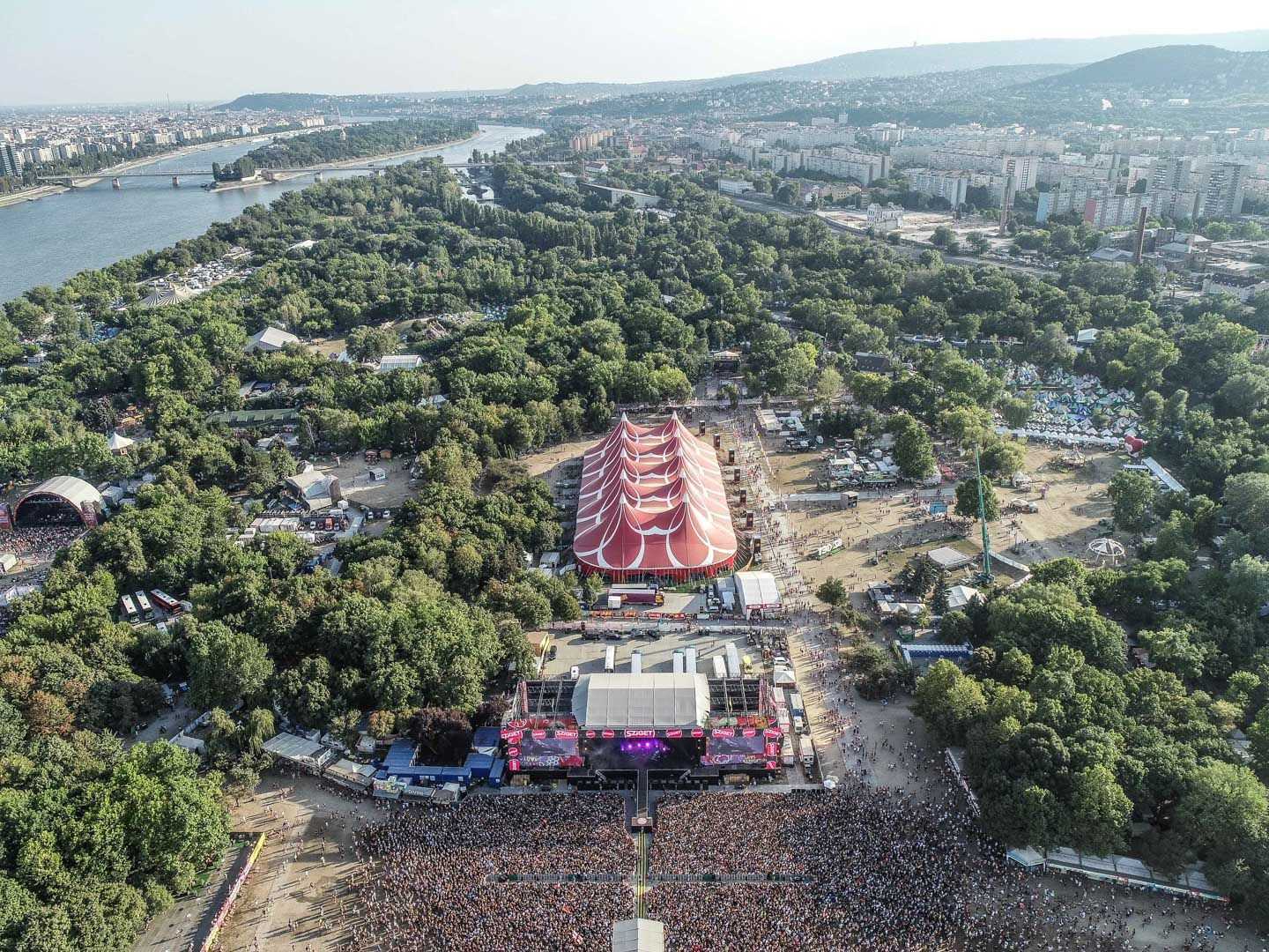 10 Unmissable Acts at Sziget 2019 -