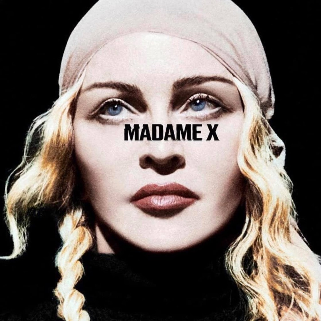MadonnaMadame X - Madonna's 14th album 'Madame X' is her bravest, most interesting and entertaining release in over a decade.