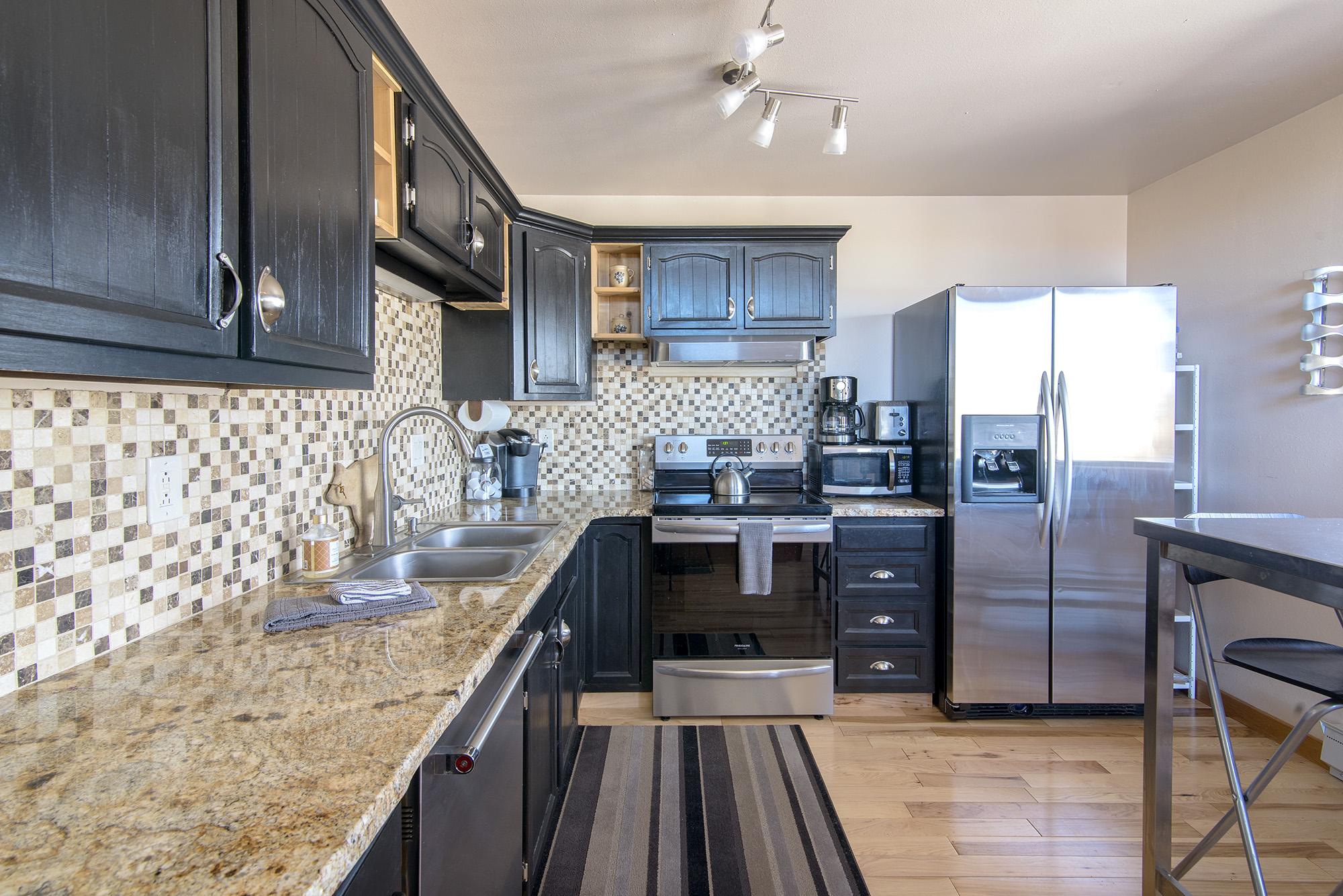 Updated Colorado Kitchen