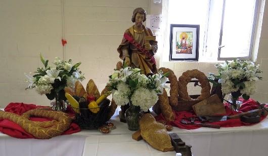The Feast of St. Joseph - Spring 2017 E-Newsletter