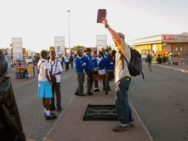 FPGM preaches in Southern Africa back in 2011