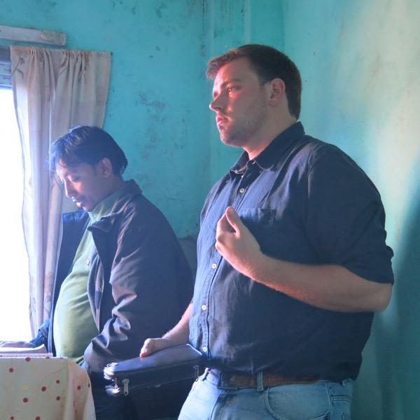 Training Believers in Dhulikhel