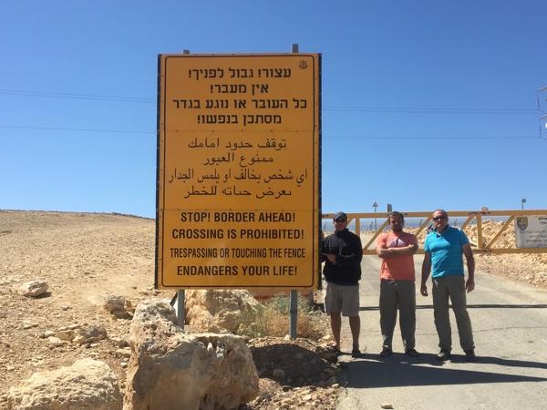 The Egyptian Border