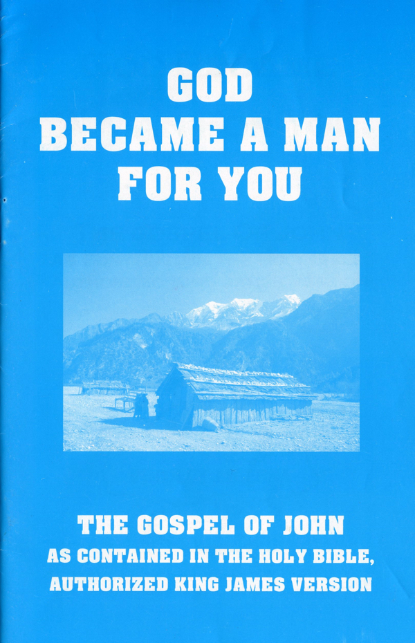 read the gospel of john as contained in the Holy Bible -