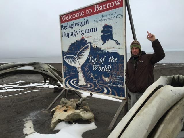 point barrow, alaska